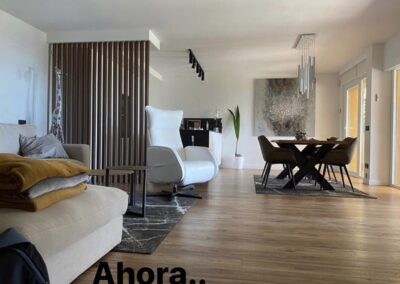 Proyecto AHORA – ANTES  Tamarit