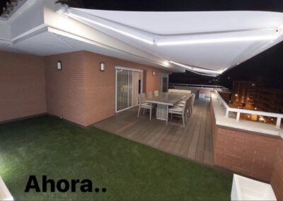 Proyecto AHORA – ANTES  Reus