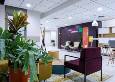 Proyecto oficinas Co-working