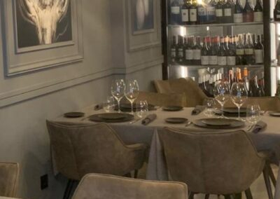 Proyecto restaurante Salou