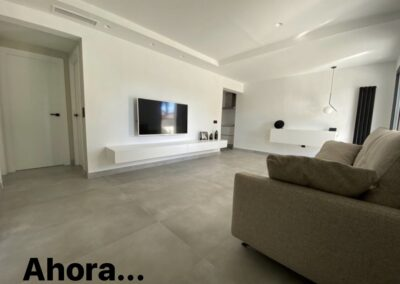 Proyecto AHORA – ANTES   Tarragona