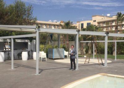 Proyecto Hotel La Pineda