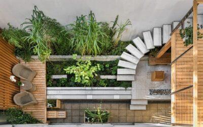 ¿Cómo aprovechar los espacios exteriores tu casa?